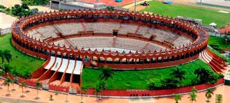 Saquean la plaza de toros de Cartagena de Indias