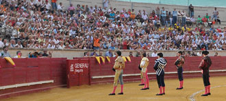 Una corrida de rejones el 23 de mayo en Cantalejo