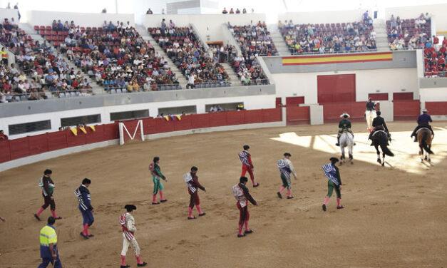 Ceber Tauro se estrena en Las Rozas con dos corridas de toros