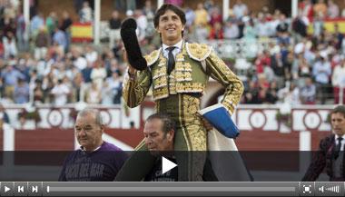 Triunfo de Roca Rey en su debut en Gijón