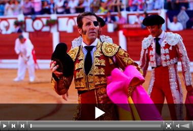 Solitaria oreja para Padilla en el arranque de Gijón