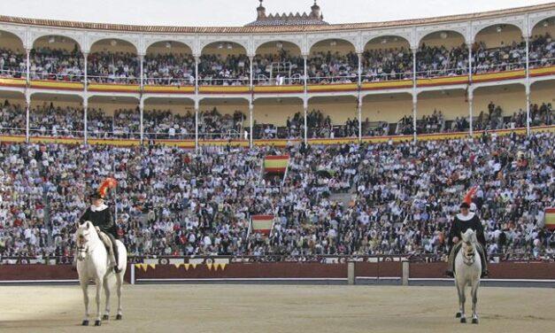 Las Ventas roza el millón de espectadores en 2017