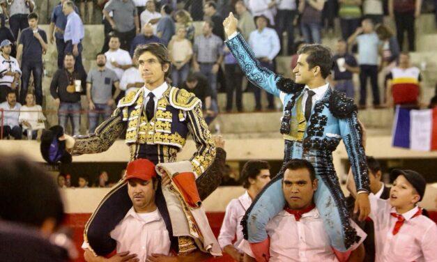 Triunfo de Sebastián Castella y Joselito Adame en Ciudad Juárez