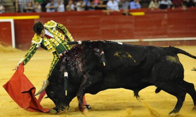 Esfuerzo de Varea con un cuadri de banderillas negras en Valencia