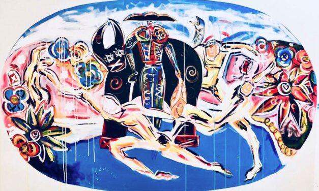 Así quedará el ruedo de Arles, obra de Domingo Zapata