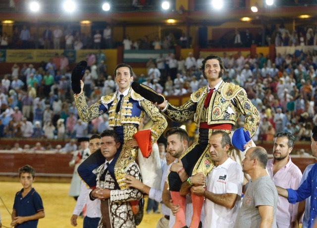 Huelva - Corrida de toros - Viernes 3 de agosto de 2018