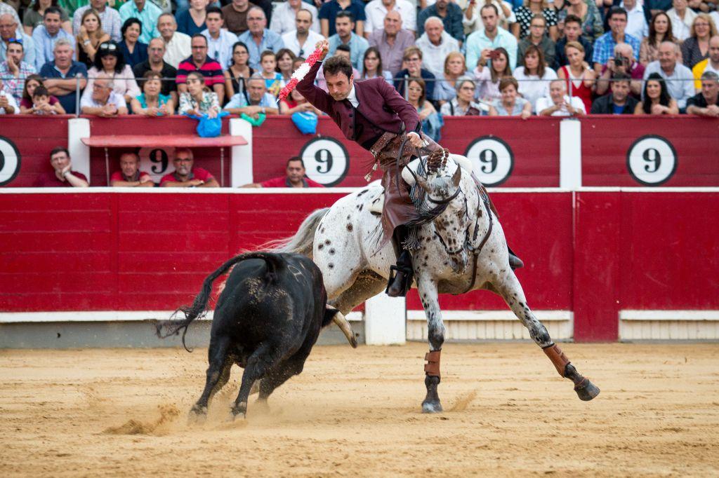 Albacete - Corrida de rejones - Domingo 9 de septiembre de 2018