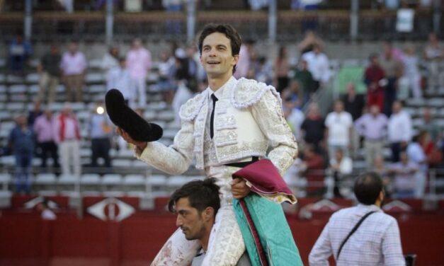 La ambición de Del Álamo se impone en Salamanca