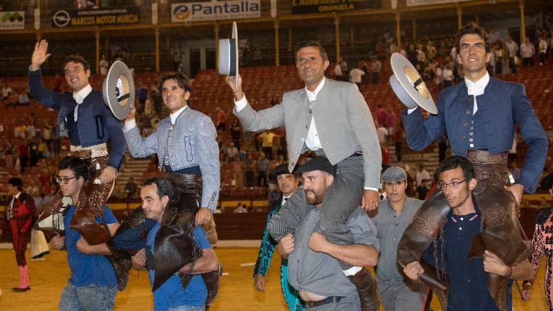 Murcia, 16 de septiembre de 2018