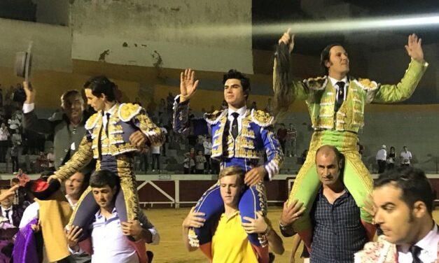 David Mora indulta a Joyero, de Conde de Mayalde, en Bargas