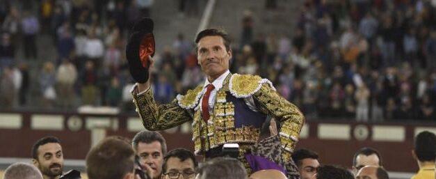 La eterna pureza de Diego Urdiales en la gran tarde de Fuente Ymbro en Madrid