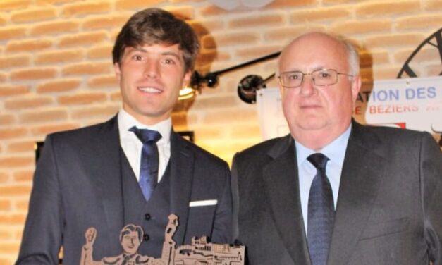 Juan Leal y Pedraza de Yeltes, premiados en Beziers