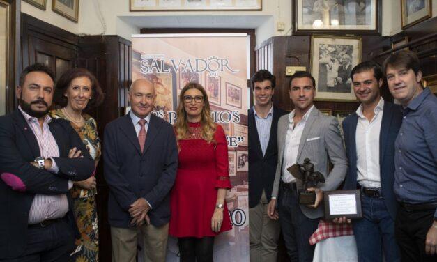 Octavio Chacón y El Sirio, premiados por Casa Salvador
