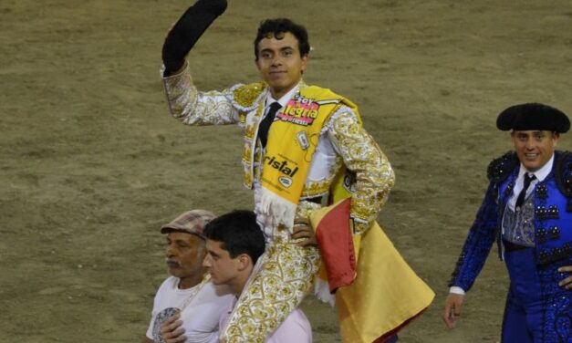 Manizales arranca con el triunfo de Juan de Castilla