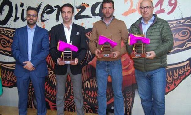 Ponce, Toñete y Garcigrande, triunfadores de la Feria de Olivenza 2018