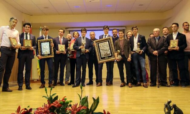 Entregados los premios del Alfarero de Oro 2018