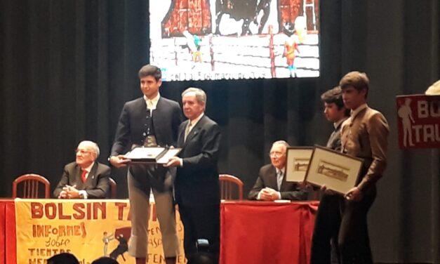 Alejandro Rivero, triunfador del LXIII Bolsín de Ciudad Rodrigo
