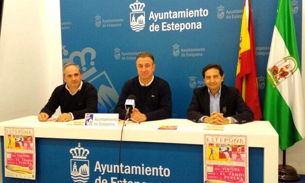 Ventura, El Fandi y Perera, cartel de la Feria de Estepona