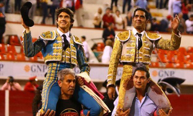Triunfo de Castella y emotivo adiós de Ignacio Garibay en Aguascalientes