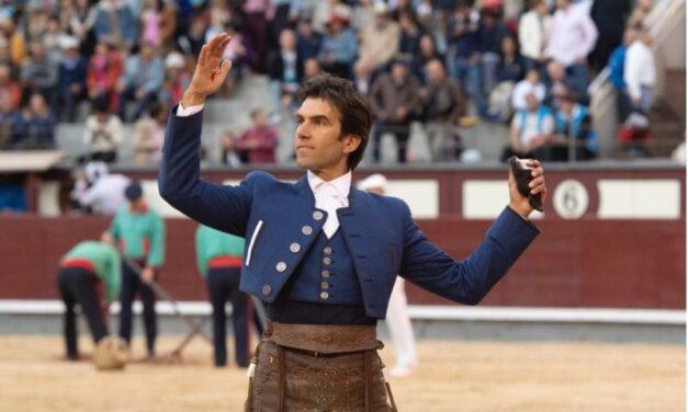 Sergio Galán y Andy Cartagena, orejas de distinto peso
