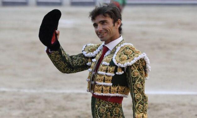 Vuelta a la torera inteligencia de Robleño en Las Ventas