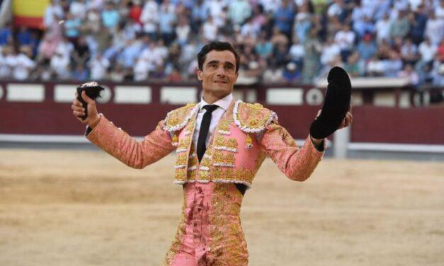 Ureña, oreja por naturales en Las Ventas
