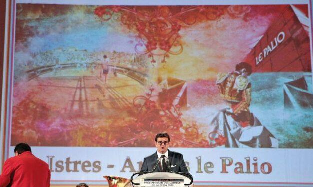 "Bernard Marsella: ""Istres es ya una cita tradicional"""