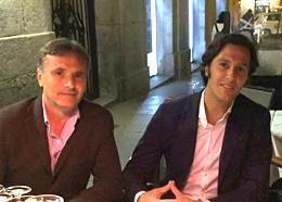 David Mora y Antonio Tejero, fin a una etapa