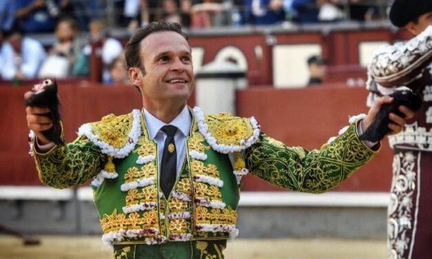 Ferrera, Escolar, José Magán y Santiago Abascal, premiados en Madrid