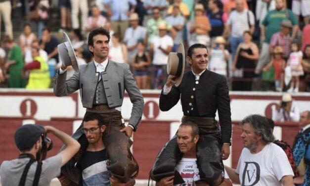 Gran nivel en los rejones de Zamora