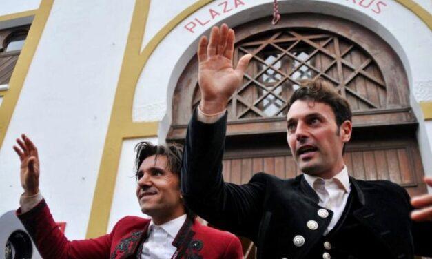 Un brillante Ventura, a hombros con Cartagena en Santander