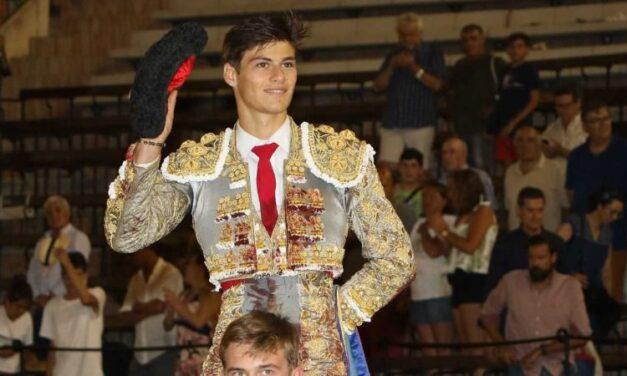 El Rafi, primer triunfador de la Feria de Julio