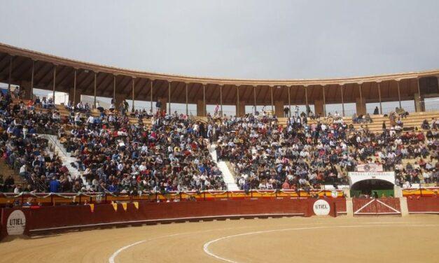 Una corrida de toros en Utiel para el 14 de septiembre