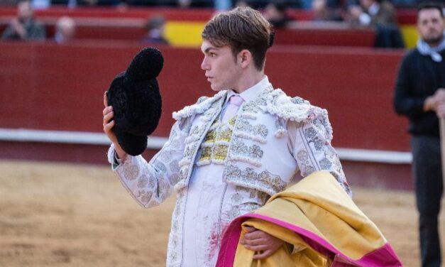 Borja Collado, con sustituto en Alicante