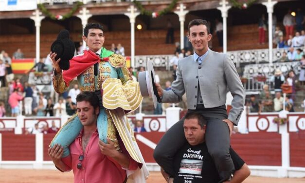 Feliz debut de Isaac Fonseca en el inicio de Gijón