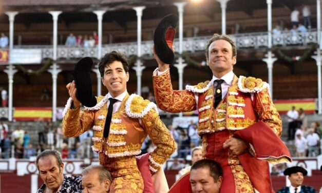 Ferrera y Lorenzo seducen en el día grande de Gijón
