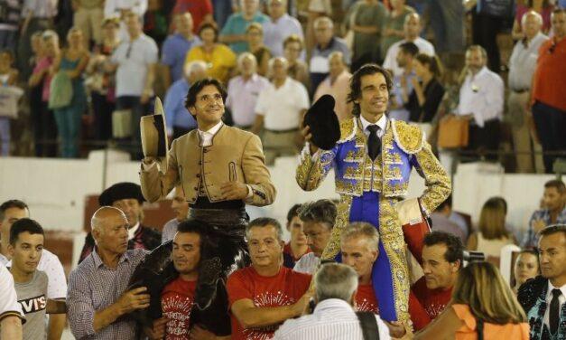 Linares: el alboroto de Ventura y el aroma y la entrega de Curro Díaz