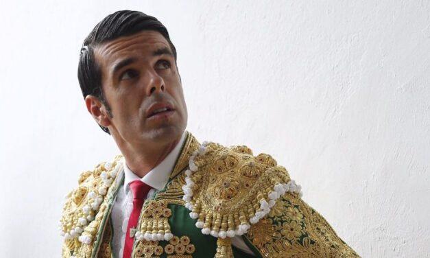 Emilio de Justo, listo para su encerrona en Dax