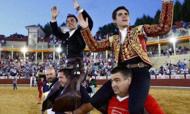 Andy y Guillermo Hermoso de Mendoza brillan en Cuenca