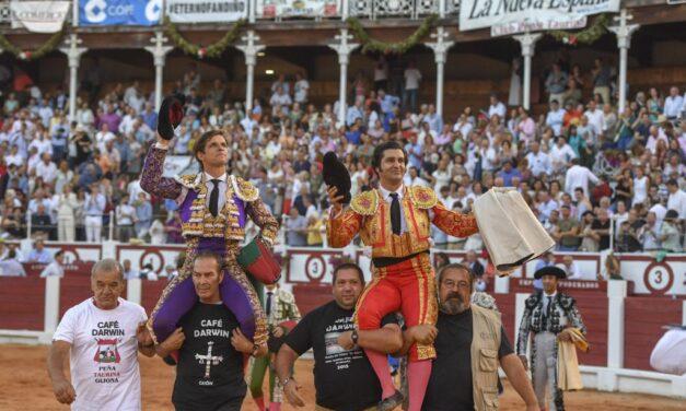 Gijón: el arte de Morante de la Puebla y el poder de El Juli