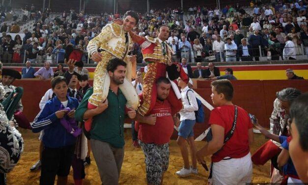 Ferrera y Aguado, dos artistas en plenitud en Palencia