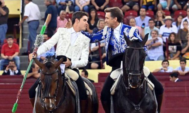 Magistral Antonio Telles y exitosa confirmación de Guillermo Hermoso