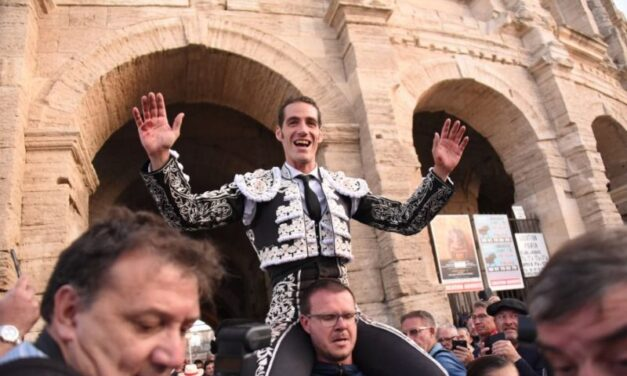 Pepe reencuentra la Moral en Arles