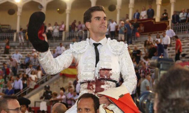 Rubén Pinar, gran dimensión en su apuesta en solitario