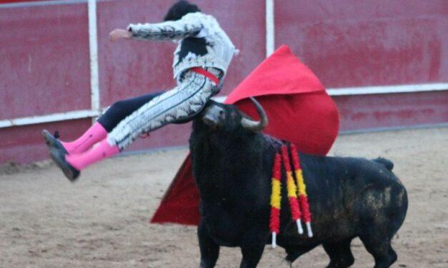 Juan de Castilla, operado de una cornada de 15 cms en la zona abdominal