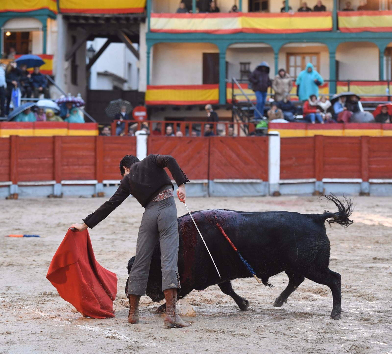 Chinchón, domingo 20 de octubre de 2019