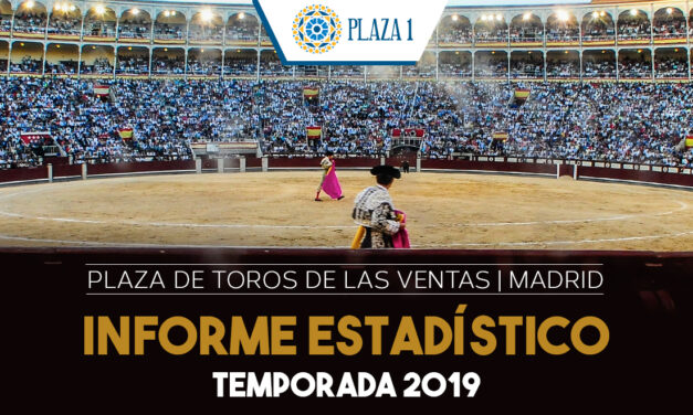 945.900 espectadores han pasado este año por Las Ventas