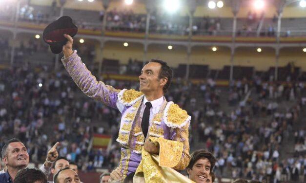Emotiva despedida de El Cid en Madrid