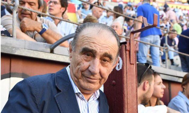 """Gallardo: """"En 2020 quiero venir con cuatro corridas y cuatro novilladas a Madrid"""""""