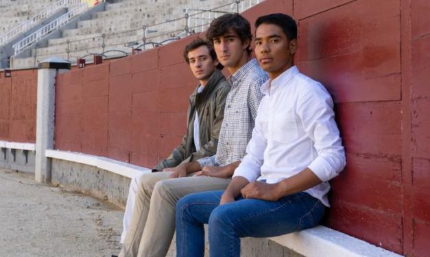 Gutiérrez, Burdiel y Del Rincón, ante la final del Camino hacia Las Ventas